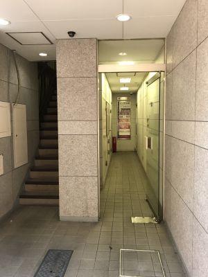 早坂貸会議室 会議室の入口の写真