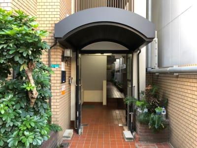 MT201 タスワンスペースの入口の写真