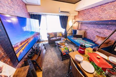 199_Forever池袋 レンタルスペースの室内の写真
