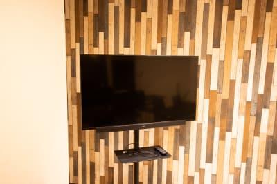 モニター - CaReealize会議室 CaReealize京橋会議室の設備の写真