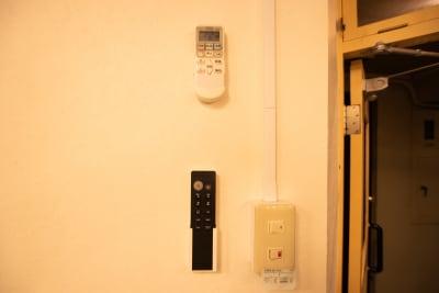 リモコン類 - CaReealize会議室 CaReealize京橋会議室の設備の写真