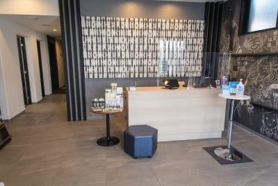メルディアステイ四条大宮 会議室、レンタルスペース②の入口の写真