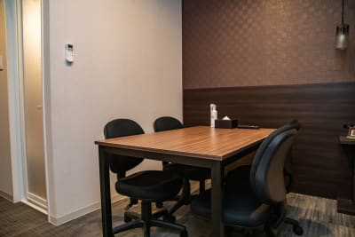 メルディアステイ四条大宮 会議室、レンタルスペース②の室内の写真