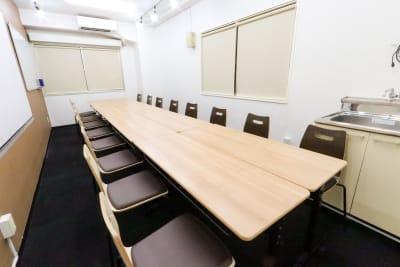 ふれあい貸し会議室 渋谷新生 ふれあい貸し会議室 渋谷No33の室内の写真