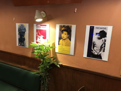 80年代サブカルがテーマです - caféGLOBE 貸切フロア、レンタルキッチンのその他の写真