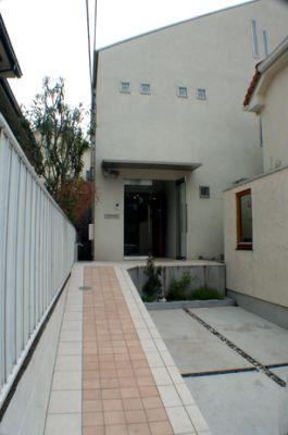 スタジオカサブランカ 一軒家の外観の写真