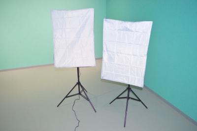 安心の撮影機材 - 真和スクエア S-Tube Studioの室内の写真