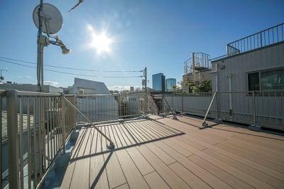 屋上 - キッチン&オフィス 青山店 青山店の室内の写真