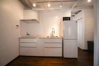 キッチン - キッチン&オフィス 青山店 青山店の室内の写真