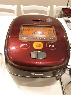 炊飯器 - キッチン&オフィス 六本木店 六本木店の設備の写真