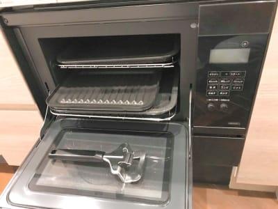 オーブン - キッチン&オフィス 六本木店 六本木店の設備の写真