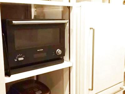 電子レンジ - キッチン&オフィス 六本木店 六本木店の設備の写真