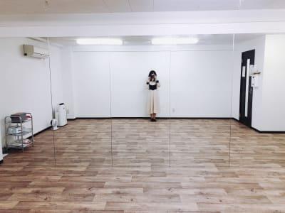 おおよその広さ - スタジオエリース レンタルスタジオの室内の写真