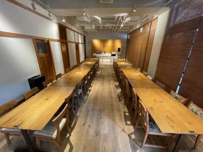 東邦オフィス博多 東邦オフィス博多コワーキングAの室内の写真