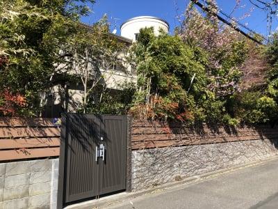 レンタルスペース「BBツリー」 レンタルスペース・BBツリーの入口の写真