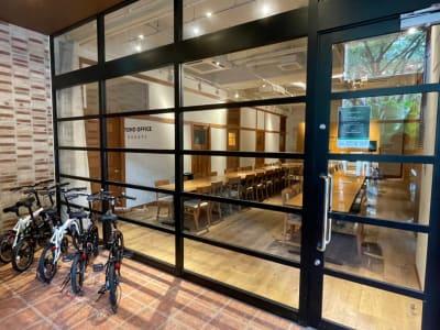 東邦オフィス博多 東邦オフィス博多コワーキングBの外観の写真