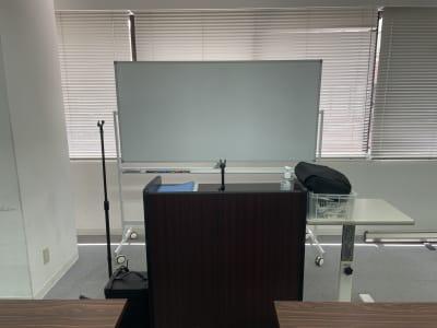 朝日ビル 5F 貸会議室の設備の写真