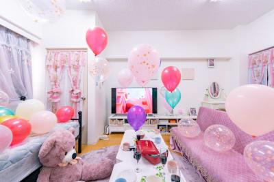 入った瞬間わぁー可愛いってなる♪ - スペースライク FS新大阪 [SpaceLike]フルラの室内の写真
