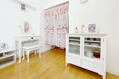 こだわりの家具たち♪ - スペースライク FS新大阪 [SpaceLike]フルラの室内の写真