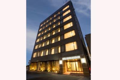 ホテル博多中洲イン ホテルラウンジの外観の写真