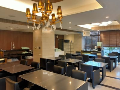 ホテル博多中洲イン ホテルラウンジの室内の写真