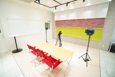 【スタジオゼロワン】 スタジオゼロワンの室内の写真