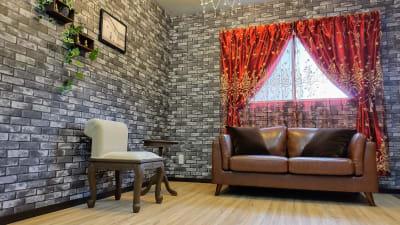 スタジオEclabelの室内の写真