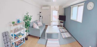 ChillChillなんばEast - なんばEastの室内の写真