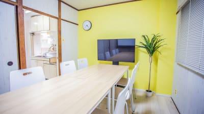 ふれあい貸し会議室 大阪翠連 ふれあい貸し会議室 大阪Eの室内の写真