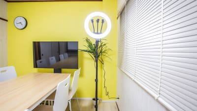ふれあい貸し会議室 大阪翠連 ふれあい貸し会議室 大阪Eの設備の写真