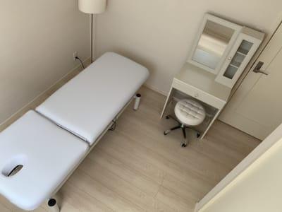 貸会議室en.beaute 都立大学レンタルエステルームの室内の写真