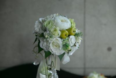 ブーケ(造花) 無料 - アトリエグラフィア ポップアップスペースの設備の写真