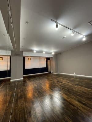スタジオ内 - レンタルスタジオ@ZUN レンタルスタジオの室内の写真