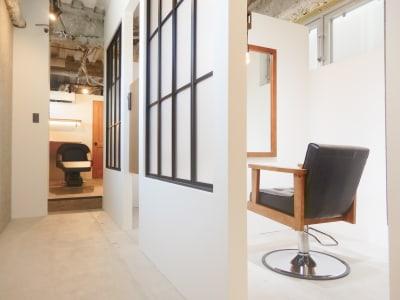 Salon Mall 撮影スペースの室内の写真