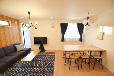 Share Space 東向島 キッチン付きパーティールームの室内の写真