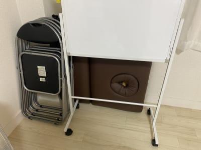ホワイトボード - ハト薬局 michihiraki  の設備の写真