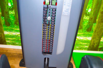 アブダクション重量詳細 - 真和スクエア S-GYM(エスジム)の設備の写真