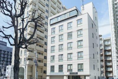 アルファスクエア札幌北口 レンタルスペースの外観の写真