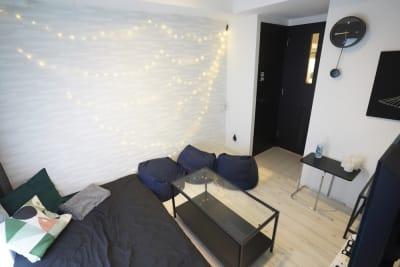 広いスペースでゆったりくつろげます✨ - 渋谷 道玄坂ルーム おうちスペース 32の室内の写真