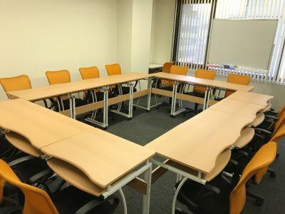 リキューブ茅場町 A会議室の室内の写真