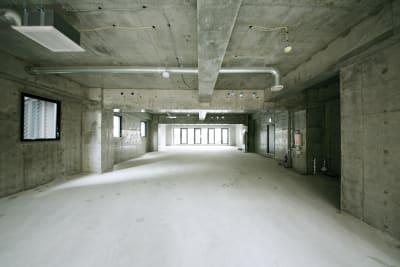 2F  ワンフロア貸切 撮影やイベントにいかがですか? - 東邦スペース大名582 東邦スペース大名582B㊶~㊿名の室内の写真
