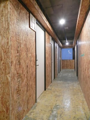 ネクスタ千葉新宿 N号室の室内の写真