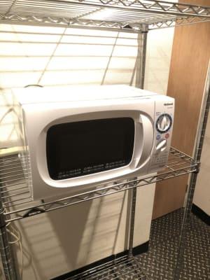 電子レンジ - 幡ヶ谷駅から徒歩2分の会議室 レンタル会議室 春山の設備の写真