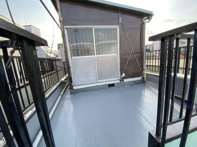 【4階】屋上 ※小屋には入れません - スタジオ クリームソーダの室内の写真