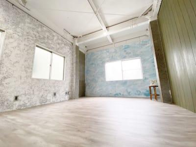 【3階】ハウススタジオ風 - スタジオ クリームソーダの室内の写真