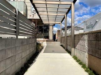 べレオ和歌山駅東 貸し会議室・多目的スペースの入口の写真