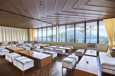 ザ・ベイスイート 桜島テラス オープンスペースのラウンジのその他の写真