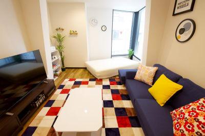 SP349 SHARESPE 349シェアスペtrico上野の室内の写真