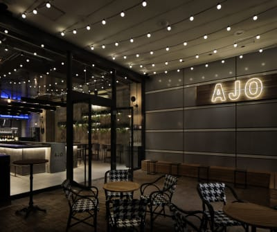イベントスペース AJO パーティー会場の室内の写真