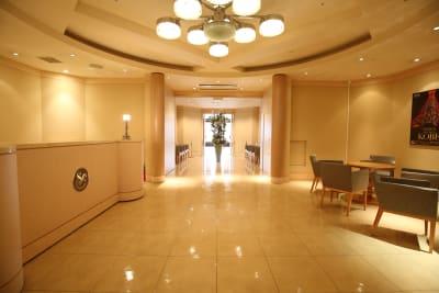 エントランス - ステラコート 神戸三宮 ステラカンファレンスルームの入口の写真